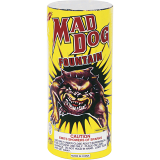 MAD DOG FOUNTAIN