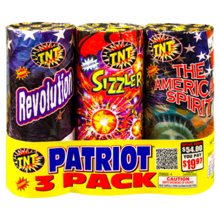 PATRIOT 3 PACK