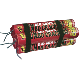 BIG BOMB JUMBO CRACKERS