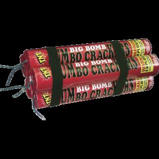BIG BOMB JUMBO CRACKERS
