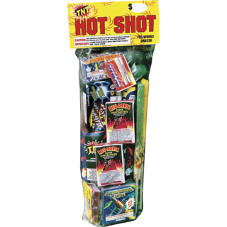 HOT SHOT POLYBAG