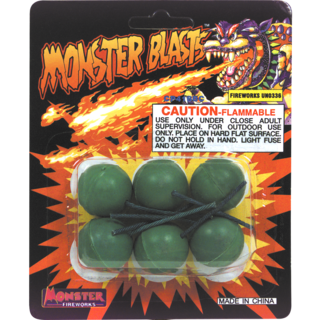 Monster Blasts