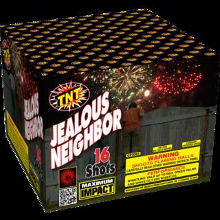 Jealous Neighbor