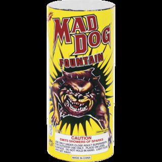 Firework Fountain Mad Dog Fountain