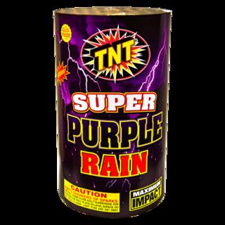 500 Gram Firework Fountain Super Purple Rain