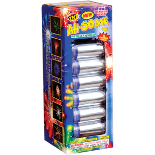 Firework Reloadable Ah Some
