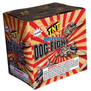 AMERICAN DOG FIGHT