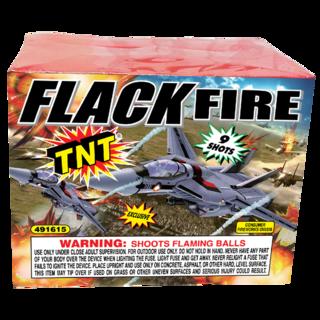 Firework Aerial Finale Flack Fire