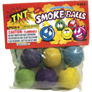 TNT SMOKE BALLS ASSTD
