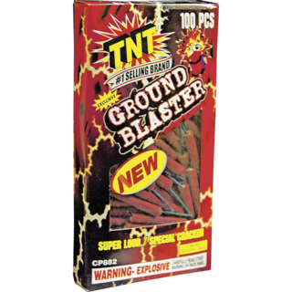 GROUND BLASTER - TNT
