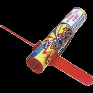 Firework Novelty Sparkler Tnt Bomb