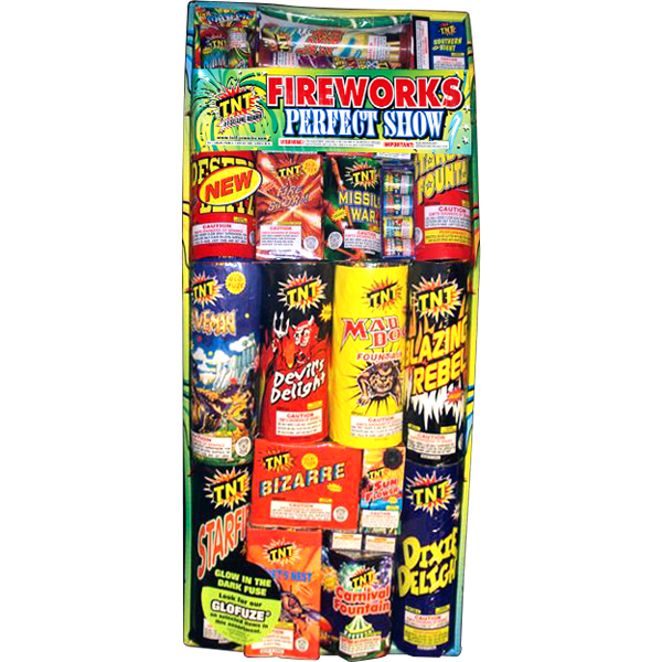 Firework Assortment Perfect Show
