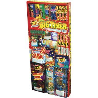 Firework Assortment Big Timer