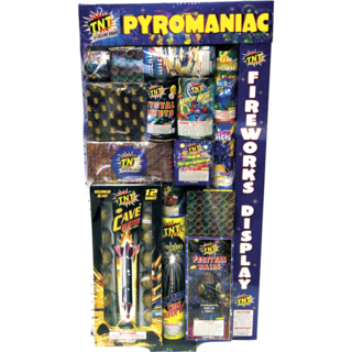 Firework Assortment Pyromaniac