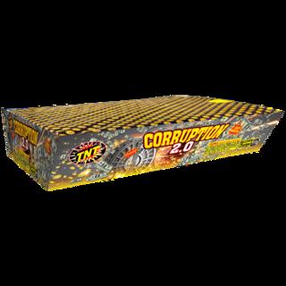 500 Gram Firework Aerial Finale Corruption 2.0