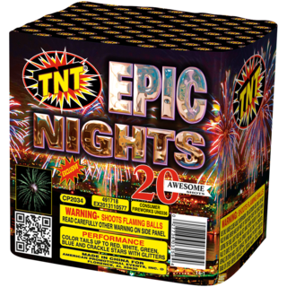 Firework Supercenter Epic Nights