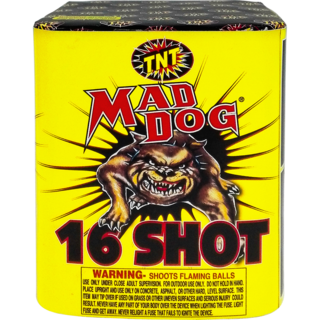 Mad Dog 16 Shot