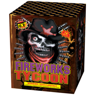 Fireworks Tycoon